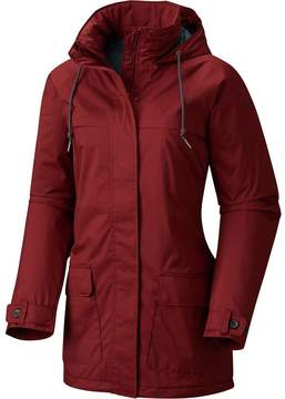 Columbia Lookout Crest Hooded Jacket - Women's
