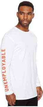 Globe Unemployable Long Sleeve Tee