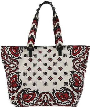 RED Valentino Printed Tote