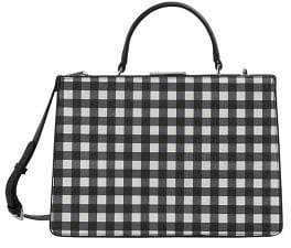 MANGO Briefcase-style bag