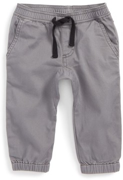 Tucker + Tate Infant Boy's Twill Jogger Pants