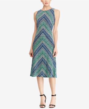 American Living Floral Printed Midi Dress