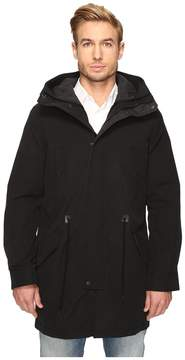 Cole Haan Anorak with Quilted Removable Liner Men's Coat