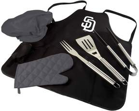 Picnic Time San Diego Padres BBQ Apron, Utensil & Tote Set