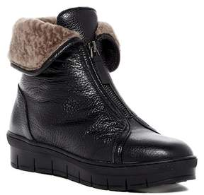 Cordani Phillips Genuine Shearling Cuffed Boot