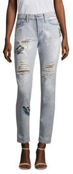 Hudson Riley Distressed Jeans