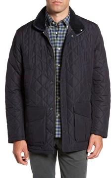 Barbour Men's Devon Quilted Water-Resistant Jacket