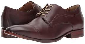 Johnston & Murphy McClain Cap Toe Dress Oxford Men's Lace Up Cap Toe Shoes