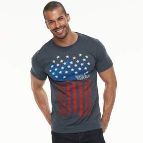 Rock & Republic Men's American Flag Tee