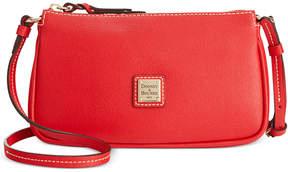 Dooney & Bourke Saffiano Lexi Crossbody - RED - STYLE
