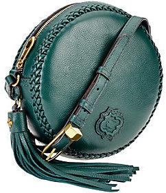 Oryany As Is Pebble Leather Canteen Bag - Kaye