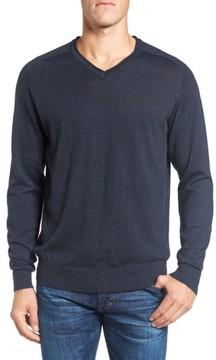 Rodd & Gunn Men's 'Burwood Bay' Wool V-Neck Sweater