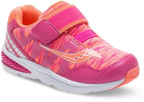 Saucony Girls' Baby Ride Pro Sneakers