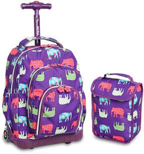 J World Lollipop Wheeled Backpack