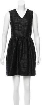 Steven Alan Sleeveless Mini Dress