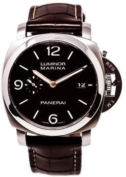Panerai Luminor Marina PAM00312 Stainless Steel 44mm Mens Watch