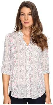 KUT from the Kloth Jasmine Women's Long Sleeve Button Up