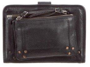Jerome Dreyfuss Leather Studded Wallet