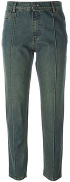 Each X Other washed straight leg jeans
