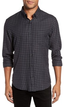 Billy Reid Men's Rosedale Slim Fit Check Sport Shirt