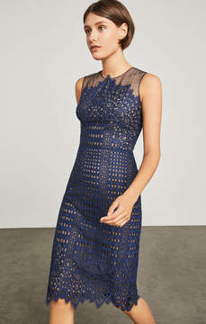 BCBGMAXAZRIA Belila Lace Dress