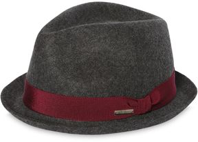 DSQUARED2 Wool Felt Fedora Hat