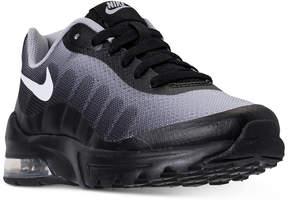 Nike Big Boys' Air Max Invigor Print Running Sneakers from Finish Line