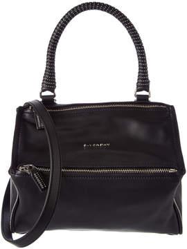 Givenchy Pandora Small Studded Leather Messenger