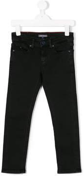 Tommy Hilfiger Junior slim-fit denim jeans