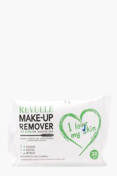 boohoo Sensitive Skin Makeup Remover Wipes