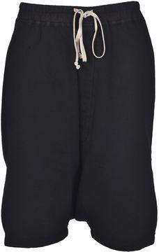 Drkshdw Rick Owens Drop-crotch Shorts