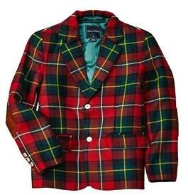 Oscar de la Renta Boys' Wool Blazer.