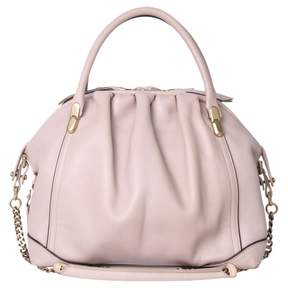 Nina Ricci Pink Leather Handbag