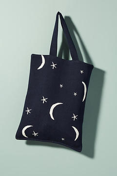 Anthropologie Cosmos Tote Bag