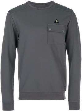 Le Coq Sportif crew neck sweatshirt