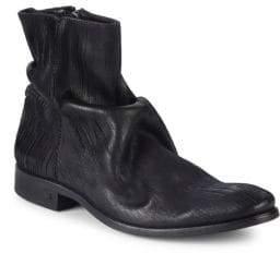 John Varvatos Richards Sharpei Ankle Boots