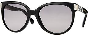 Safilo USA Jimmy Choo Erin Oval Sunglasses
