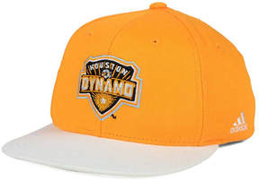 adidas Kids' Houston Dynamo Goalie Snapback Cap