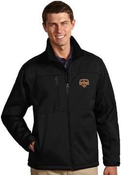 Antigua Men's Houston Dynamo Traverse Jacket