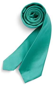 Michael Kors Solid Silk Tie