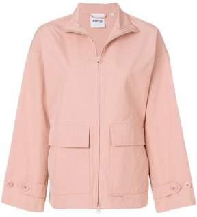 Aspesi fitted parka jacket