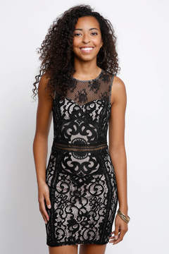 Ark & Co Sleeveless Lace Dress