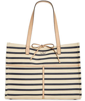 Kate Spade Canvas Sam Large Tote