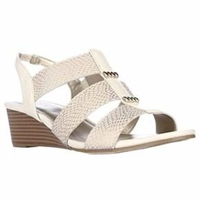 Karen Scott K.s. Johane Stretch Wedge Slingback Sandals