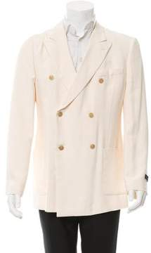 Marc Jacobs Double-Breasted Notch-Lapel Jacket