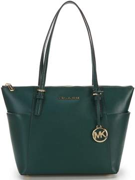 MICHAEL Michael Kors Jet Set East/West Gold-Tone Tote