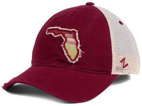 Zephyr Florida State Seminoles Roadtrip Patch Mesh Cap