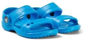 Crocs Ocean Blue Rubber Sandals