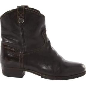 Alberto Fasciani Leather Boots
