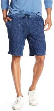 Faherty BRAND Marled Indigo Sweat Shorts